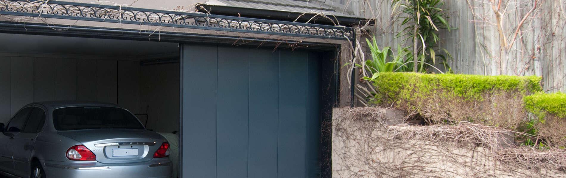Side Sliding Sectional Garage Doors Quicklift Garage Doors