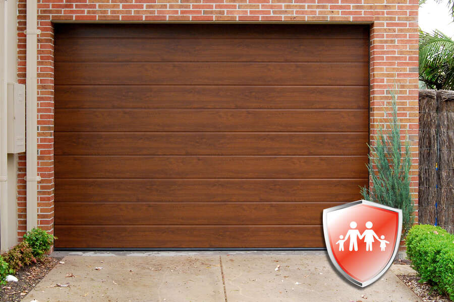 Protect your home and family with Quicklift Garage Doors