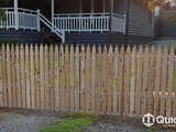 Gate – Picket Fence Swing
