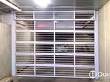 Commercial Garage Door - Barr Grill Sectional Door (Custom Made)